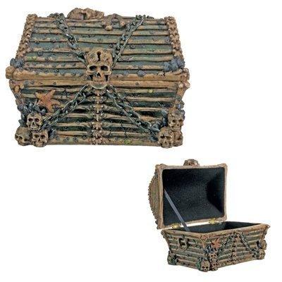 Davy Jones Brust Collectible Piraten Dekoration Skelett Container