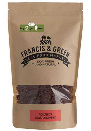 Francis & Green - Organic Rooibos Loose Leaf Herbal Tea, 200g