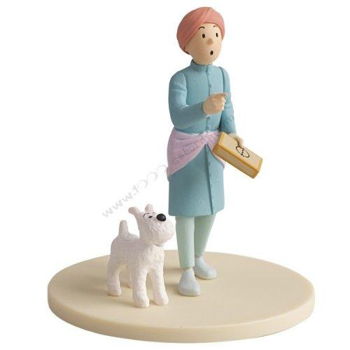 Escena Tintin - les cigarros del Faraón