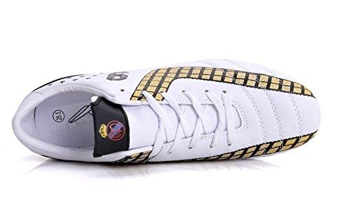 XPD «paragraphe 9 «hG chaussures de football pour scie à découper Blanc - Blanc