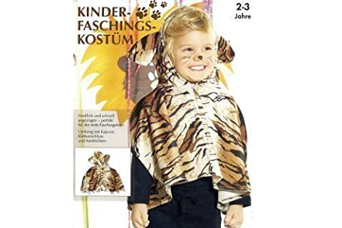 Baby Kleinkinder Tiger Biene Dalmatiner Marienkäfer Fasching Kostüm (Tiger) (Hündchen-kostüm Für Kleinkind)
