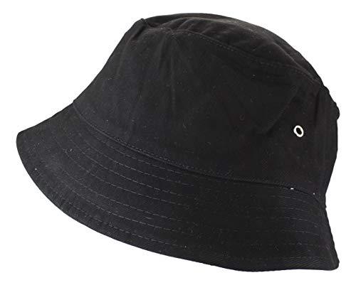 2Store24 2Store24 Fischerhut in black/black Größe S/M