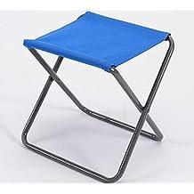 LQXZMSD-Portable Folding STOOL Taburete de bar _ Pony Pony taburete de BAR Ocio pequeño asiento corrido 25 * 25 * 30cm sketch,B