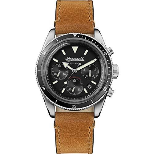 Ingersoll–Reloj de Hombre–marrón i06202