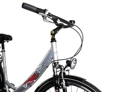 """28"""" Alu Cityrad Damen Fahrrad Damenrad 7 Gang SRAM Shimano"""