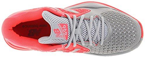 New Balance - 996V2, Sneakers da donna Pink/Grey