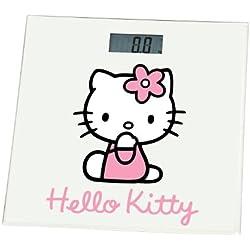 Hello Kitty HK-B90018 Bilancia pesapersone elettronica Classic Edition