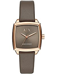 Armani Exchange Analog Brown Dial Women's Watch - AX5454