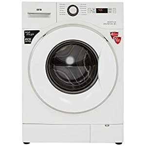 IFB 6.5 kg Fully-Automatic Front Loading Washing Machine (Senorita WX, White, Inbuilt Heater, Aqua Energie water…
