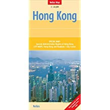 Hong Kong Nelles Map
