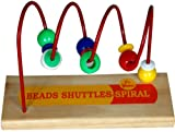 Little Genius Beads Shuttles Spiral, Mul...