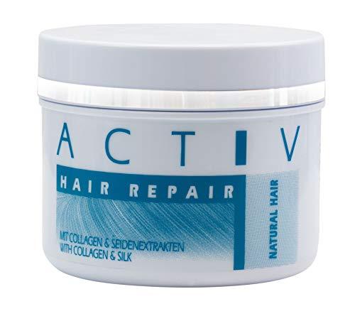 Luttmann GFH ACTIV Hair Repair Kur Intensivkur für Echthaarperücken,Toupets, Haarteile, Eigenhaar Lace Wig (250 ml)