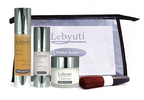 Lebyutí Crema Facial Antiarrugas Hidratante + Serum