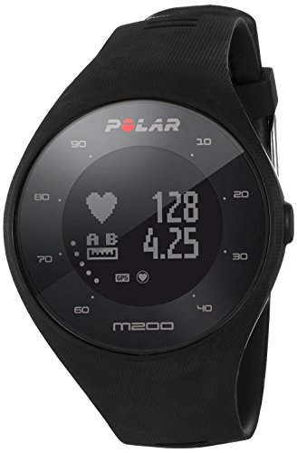 Polar M200 Reloj de Carrera con GPS y Frecuencia Cardíaca en la...
