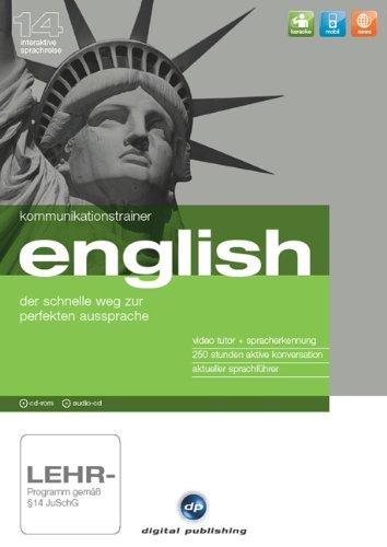Interaktive Sprachreise 14: Kommunikationstrainer Englisch