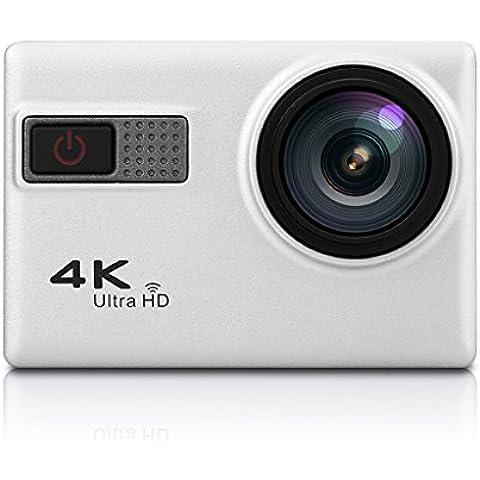 F68 - DV Cámara Deportiva de Acción 4K 24FPS (Full HD LCD 2.0