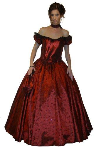 Maylynn 11523 - Barock Rokoko Kleid Kostüm Scarlett 3-teilig Gr. ()