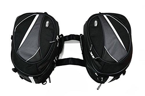Starks Erwachsene Seiten Koffer, schwarz, 35 x 20 x 45 cm, 40 Liter, LC0036