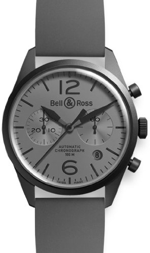 Bell & Ross Vintage Br reloj para hombre br126-commando