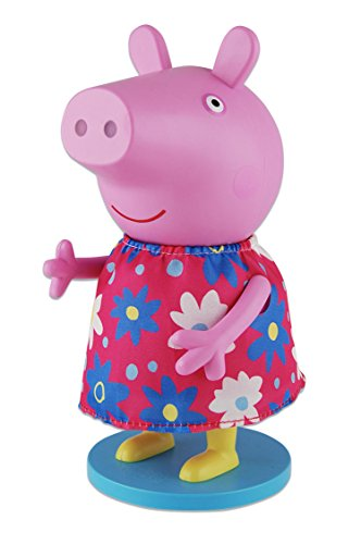 Peppa Pig 3d bubble bath with dress