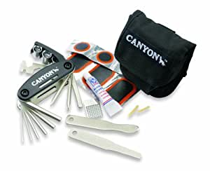 Canyon Cycling Maintenance Kit - everything you need on the road!