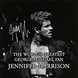 George Michael - Wham 1 Personalised Gift Print Mouse Mat Autograph Computer Rest Mouse Mat Compatible with Laser and Optical Mice (with Personalised Message)