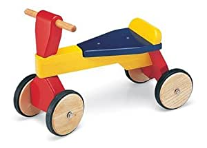 Pintoy - Tricycle - Bois