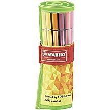 Stabilo Point 68 Especial - Estuche de 25 rotuladores