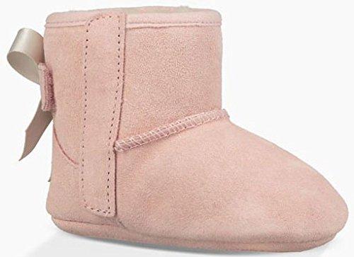 cf14087bec39a UGG - Bébé - JESSE BOW II 1018452I baby pink