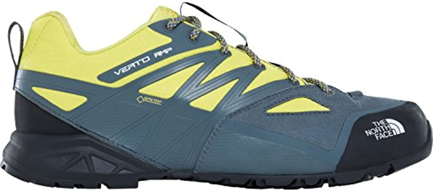 The North Face M Verto Amp Gtx Turbulencegry/Blazingyllw 40.5 EU (8 US / 7 UK)