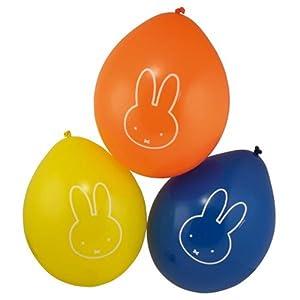 Unbekannt Miffy balonnen, 6Unidades