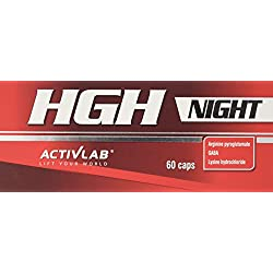 Activlab HGH Night (60 Caps), 1er Pack (1 x 63 g)