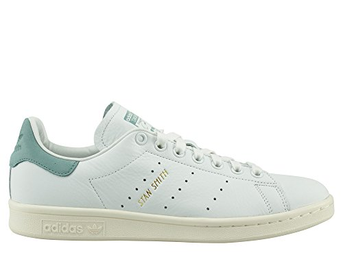 adidas Stan Smith-s80, Gymnastique Homme Blanc