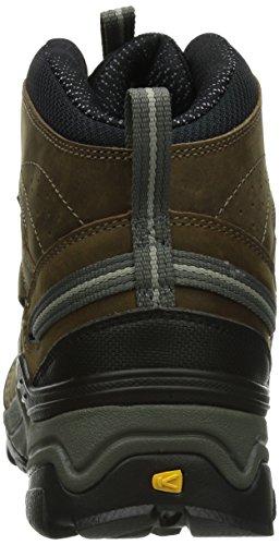 Keen GYPSUM MID 12019-DENG, Chaussures de randonne homme Marron-TR-E4-122
