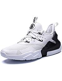 info for f3d16 54693 GJRRX Uomo Scarpe da Ginnastica Sneakers Sportive Basse Fitness Outdoor  Tennis Running 39-46