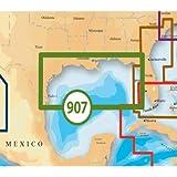 Navionics Platinum+ SD 907 Gulf of Mexico - Tarjeta náutica SD/Micro-SD (MSD/907P+)