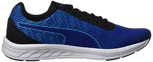 Puma Comet, Chaussures Multisport Outdoor Homme Multicolored (Black-Nrgy Turquoise)