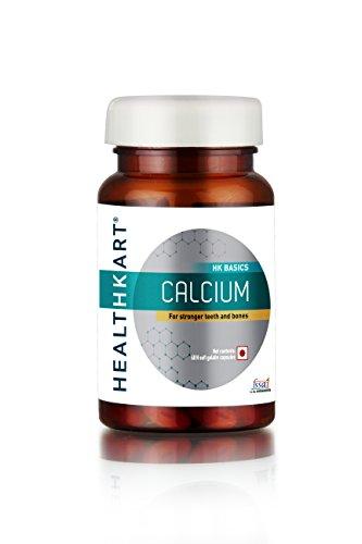 HealthKart Calcium Unique - 60 Capsules