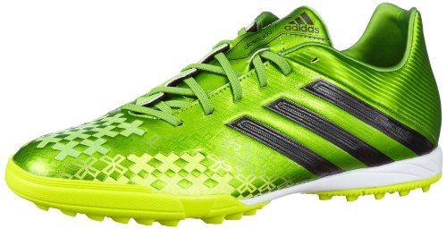 adidas Predator Absolado LZ Traxion Turf Q21667, Herren Fußballschuhe, Grün (ray green f13 / black 1 / electricity), EU 41 1/3 (UK 7.5)