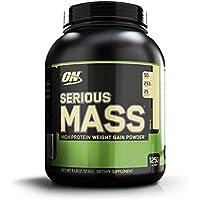 Optimum Nutrition Serious Mass Ganador, Vainilla - 2721 g
