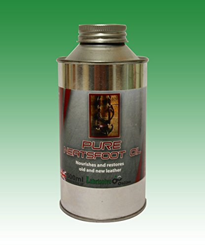 1 Litre 100% Pure Neatsfoot Oil (1 Litre) 1