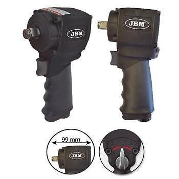Jbm 52790 Pistola de Impacto Nano, 1/2