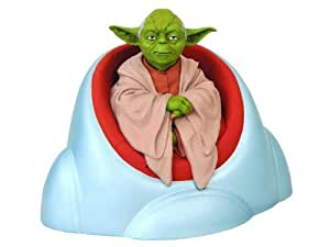 Diamond Select Toys - Star Wars - BUSDST029 - Buste Tirelire - Yoda Jedi Council