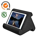 strety Tablet Kissen Kissenhalter Stand, Mini Tablet Computer Halter, Multi-Angle Soft Pillow für...