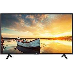 TCL 99.8 cm (40 inches) 40S62FS HD Smart LED TV (Black)