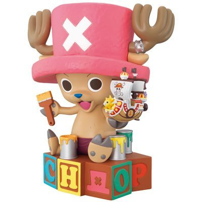 Lottery chopper - Thousand Sunny - most [B award diorama figure] (japan import)