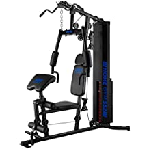 ION FITNESS Home gym 552 FI552 Panca multifunzione legpress trazioni