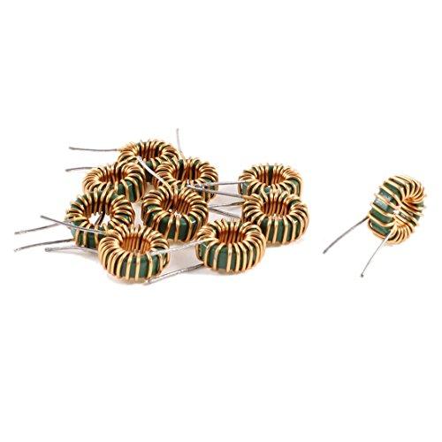 toogoor-10-pezzi-toroid-core-inductor-wire-vento-trattamento-delle-ferite-3mh-40-m-ohm-3a-coil
