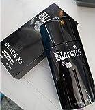 Yiwa BLACK XS 100ml Longue Durée Hommes Parfum Spray Pour Le Corps Gentleman Parfum Pour Homme