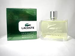 Lacoste Essential Cologne Spray 4.2 Ounce